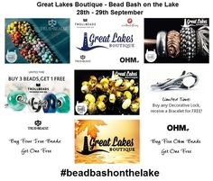 This charm bracelet blog brings a complete overview of the upcoming Great Lakes Boutique Bead Bash on the Lake event Firstly apologies for the lack of blog updates. I've been relocating temporarily stateside for the next week in preparation for the Bead Bash at the Lake event at Great Lakes Boutique. Despite the best on …