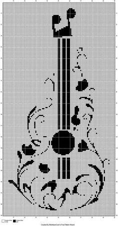 cross-stitch-patterns-free (96) - Knitting, Crochet, Dıy, Craft, Free Patterns