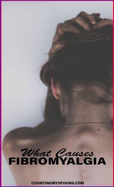 What causes fibromyalgia? There are many theories as to what causes fibromyalgia, but which ones are still worth considering? What Causes Fibromyalgia, Diagnosing Fibromyalgia, Types Of Arthritis, Chronic Illness, Chronic Pain, Crps, Invisible Illness, How To Be Outgoing, Fibromyalgia