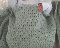 10 Fantastiche Immagini Su Copertine Neonati Baby Knitting Filet