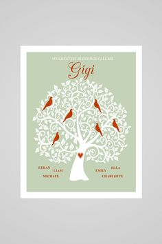 Hey, I found this really awesome Etsy listing at https://www.etsy.com/listing/256424522/gigi-family-tree-mothers-day-gift-for