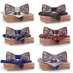R&J Woodcraft home Wooden Case, Wooden Boxes, Bow Tie Suit, Wooden Bow Tie, Suit Accessories, Wooden Gifts, Latest Mens Fashion, Thoughtful Gifts, Happy Shopping