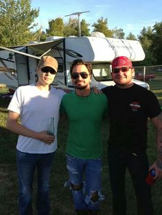 Jason Boland, Cody Canada & Stoney LaRue....♥ my favorites