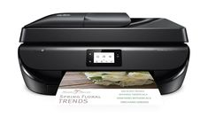 HP OfficeJet 5255 Wireless All-in-One Printer, Instant Ink Ready Printer Driver, Hp Printer, Laser Printer, Inkjet Printer, Printer Toner, Best Printers, Home Printers, Color Photo Printer, Fast Print