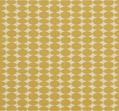DwellStudio has teamed up with Robert Allen - Almonds Citrine fabric