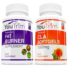 Weight Loss Diet Pills & Fat Burners - LOSE WEIGHT or YOUR MONEY BACK! - 100% Natural Slimming Pills - Hunger Suppressants - Top Selling Diet Pills - PROVEN results - FREE Weight Loss eBook + FREE Diet Plan + FREE Food Guide - As Featured In WOMENS FITNESS MAGAZINE (60x Fat Burner Capsules + 60x CLA Softgels) ... - http://weight-loss.mugambogroup.com/weight-loss-diet-pills-fat-burners-lose-weight-or-your-money-back-100-natural-slimming-pills-hunger-suppressants-top-selling-di