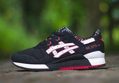 "Asics Gel Lyte III ""Black Bandana"" - SneakerNews.com"