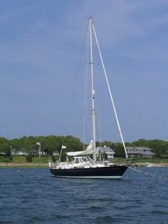 1987 Tayana 52 Sail Boat For Sale - www.yachtworld.com