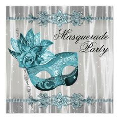 >>>Low Price Guarantee          Elegant White and Teal Blue Masquerade Party Custom Invitations           Elegant White and Teal Blue Masquerade Party Custom Invitations online after you search a lot for where to buyHow to          Elegant White and Teal Blue Masquerade Party Custom Invitat...Cleck Hot Deals >>> http://www.zazzle.com/elegant_white_and_teal_blue_masquerade_party_invitation-161048490503992131?rf=238627982471231924&zbar=1&tc=terrest