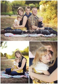 Family photography poses | Creative Flair Photography | El Paso, TX - Beautiful Images