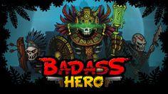 gamescom trailer for Badass Hero - a comic book roguelite platformer shooter