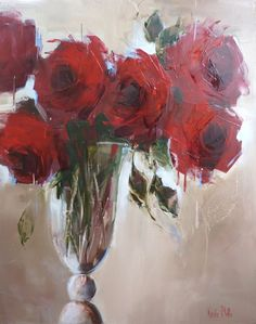 Red Roses - Nicole Pletts