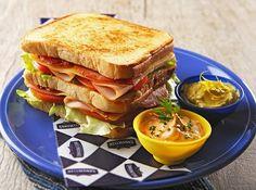 Hellmann's ensina receitas de molhos para sanduíches inspiradas no maior programa de culinária do Brasil