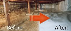 Protect crawl space area from moisture & mold and improve quality of indoor air by getting crawl space encapsulation services from georgia specialilty services in Atlanta, GA.