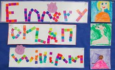 Joyful Learning In KC: Counting The Squares In Our Name