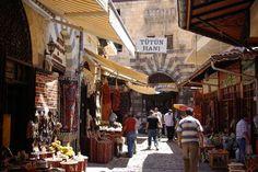 Gaziantep bazaar, Gaziantep, Turkey