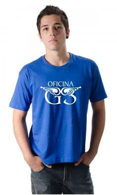 Camiseta Oficina G3 (03) por apenas R$37.50