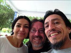 Dolores Heredia y Luis Tovar