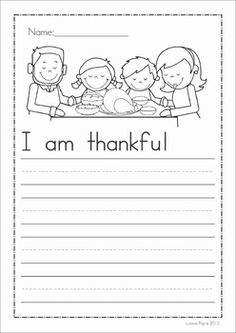 Journal writing paper for first grade