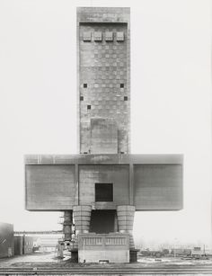 Photographers Bernd and Hilla Becher's iconic industrial scenes go on show at Sprüth Magers London