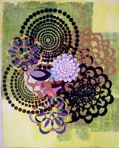 BEATRIZ MILHAZES http://www.widewalls.ch/artist/beatriz-milhazes/ #contemporary #art