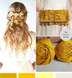 Самые модные сочетания цветов для свадьбы грядущей осенью    #wedding #bride #flowers
