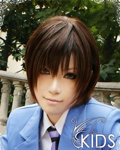 Haruhi Fujioka-ouran high school host club-cosplay