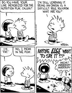 Calvin and Susie. I love this one!