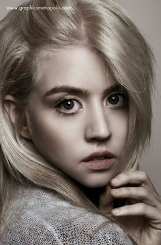 Edge Of The Plank: Allison Harvard for Graphics Metropolis