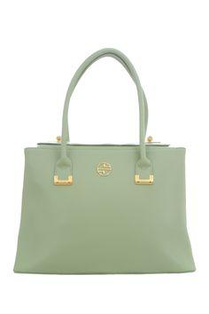 Abella Genuine Leather Handbag by Segolene En Cuir on @HauteLook