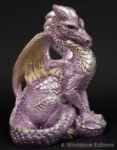 Lavender pearl male dragon