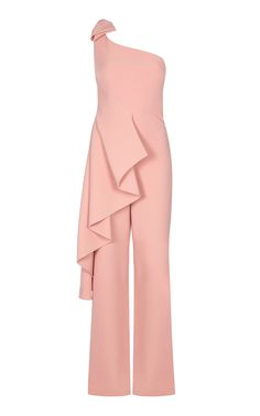 76597319fe55 This   Safiyaa   Linneara Jumpsuit features wide legs
