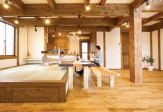 浜松市中区にある「サイエンスホーム」の新築施工例「家族の笑顔と絆を育む 畳ダイニングのある木の家」の紹介ページ。【イエタテ】は新築やリノベーションの事例から、完成見学会や相談会などイベント開催情報など情報満載!