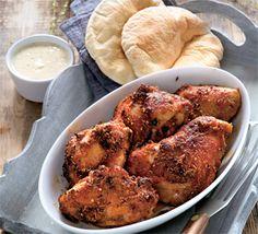 Куриные бедрышки с острым перцем и медом