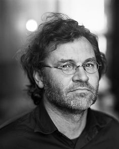 Carl De Keyzer (1958) - Belgian photographer. He was nominated to the Magnum Photos agency in 1990, became an associated member in 1992 and a full member in 1994. Photo by Stephan Vanfleteren