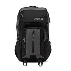 JanSport Equinox 34 Backpack  2075cu in Black One Size ** You can find out more details at the link of the image.