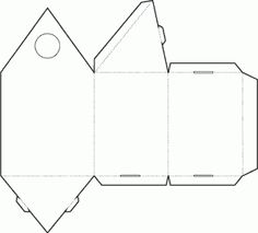 lots of packaging box templates and free software. These boxes are mainly for merchandise display, etc.