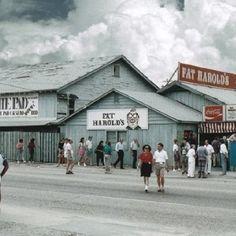 The Pad and Fat Harold's NMB, NC. Circa 1986. Love SOS Myrtle Beach Sc, Myrtle Beach South Carolina, North Carolina, Murrells Inlet Sc, Beach Music, Pawleys Island, Little River, Ocean Drive, Beach Club
