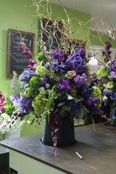 //Beautiful #flower #arrangement