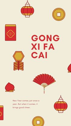 ✓ Terbaru! Kartu Ucapan Imlek Yang Keren dan Berkesan – SerbaBisnis Wuxi, Happy Chinese New Year, Good Cheer, Finding Peace, News Blog, Etsy Seller, Things To Come, Learning, Reign