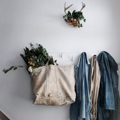 Our hallway smells of roses and eucalyptus and loving the smallest way to celebrate the loveliness of this week.