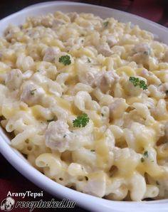Veggie Recipes, Pasta Recipes, Salad Recipes, Cooking Recipes, Hungarian Recipes, Hungarian Food, No Cook Meals, Bon Appetit, Pasta Salad