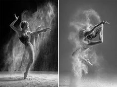 Photographer Takes Powerful Portraits Of Professional Dancers & Captures Their Stunning Moves