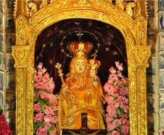La Lourdes de Oriente: Nuestra Señora de la Salud de Vailankanni, India 10 de septiembre http://forosdelavirgen.org/267/nuestra-senora-de-la-salud-de-vailankanni-india-10-de-septiembre/