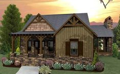 Absolutely love this little cabin, exactly what I've been looking for for our mountain lake home!