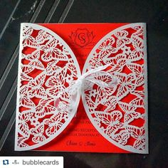 #Repost @bubblecards with @repostapp  Lasercut Invitation by #bubblecards http://ift.tt/1ScIXVp  Catalog : #bubbleinvitation  Logo   Sticker   Event Wrap Paper   Website   Branding   Packaging   Invitation   Label   Paper Bag   Name Card  Other design services  Ph   wa : 089670778997 Line : bubbledesign  Email : bubble.design@yahoo.com.  #design #designlogo #desainlogo #lasercutinvitations #undangan #invitation #jasadesign #jasadesain #jualdesain #jualdesign #lasercutinvitation #lasercut…