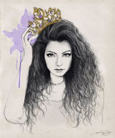 does anybody want to pin for my new board Lorde Lovers please comment :) I really want to start a fandom for this amazing young Girl !!!!! and can you please spread the word :) oh ! and i need help with the name for the fandom !!