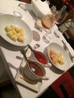 Gnocchi pomodoro e ragù da Vittoria - Campalto (Ve)