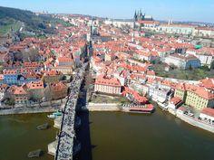Charles Bridge ....Prague
