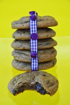 Amerikaanse chocolate chip koekjes - Carola bakt Zoethoudertjes